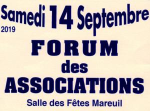 Forum des associations à Mareuil @ Mareuil en Périgord