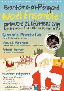 Noël Ensemble ! @ Salle du Dolmen