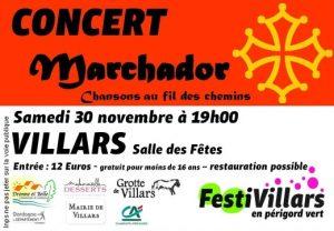 Concert Marchador @ Villars