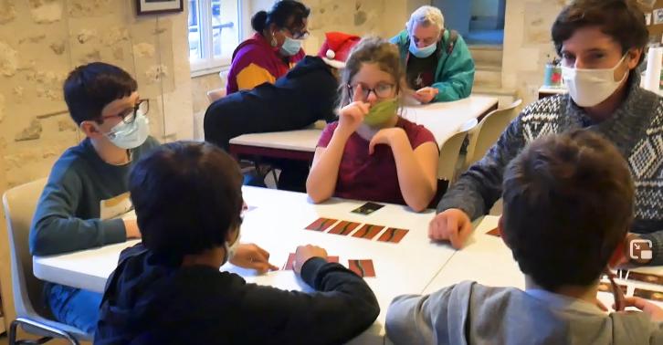 L'aide au devoirs au Ruban Vert de Mareuil